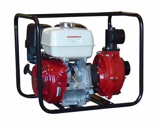 """3"""" Honda GX390 Fireboss® 801 High Pressure Water Pump Electric Start"""