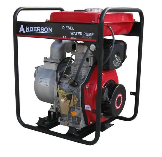 "3"" Anderson Semi Trash Pump"