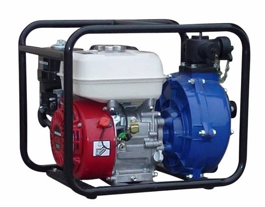 "1½"" Honda GX200 Fireboss® 382 Twin Impeller Water Pump Electric Start"