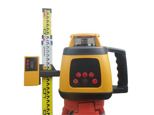 Rotating Laser Level RL200 Incl Staff & Tripod