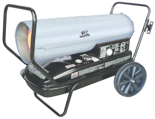 REMINGTON RPH1250KFA Diesel Blast Heater 37kW
