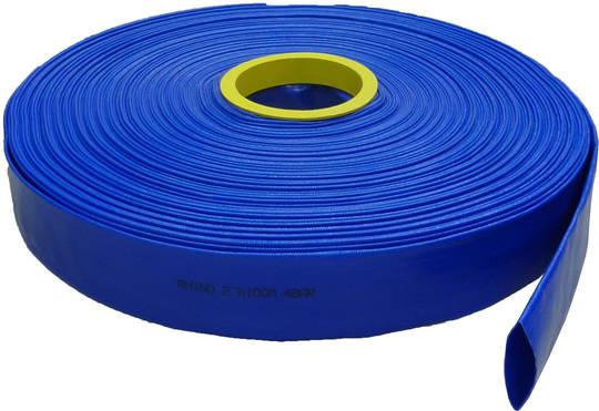 "2"" Rhino Blue Layflat Hose 30M"