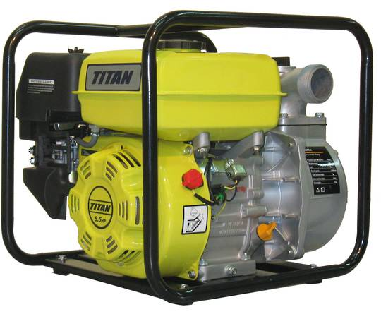 "Titan 2"" Water Pump"