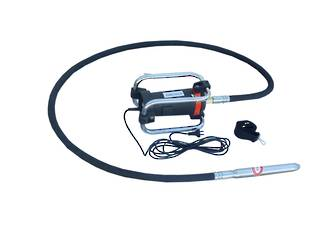 Vibetech 1600 Watt Concrete Vibrator, 1.5m, 39mm head