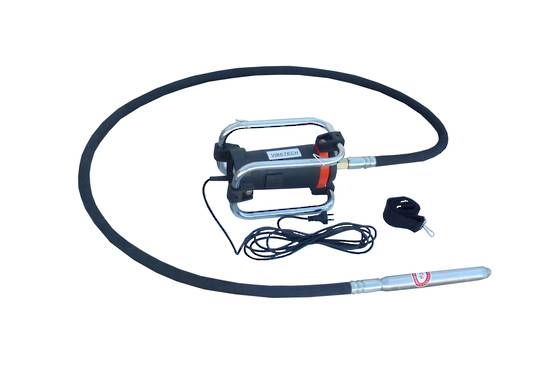 Vibe-Tech 1600 Watt Concrete Vibrator, 3m, 39mm head
