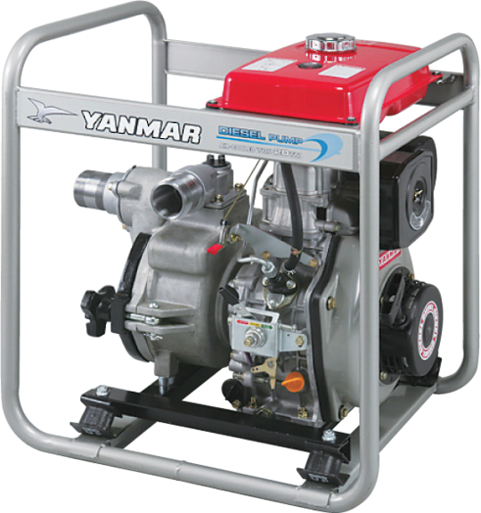 "Yanmar 2"" Trash Pump Electric Start"