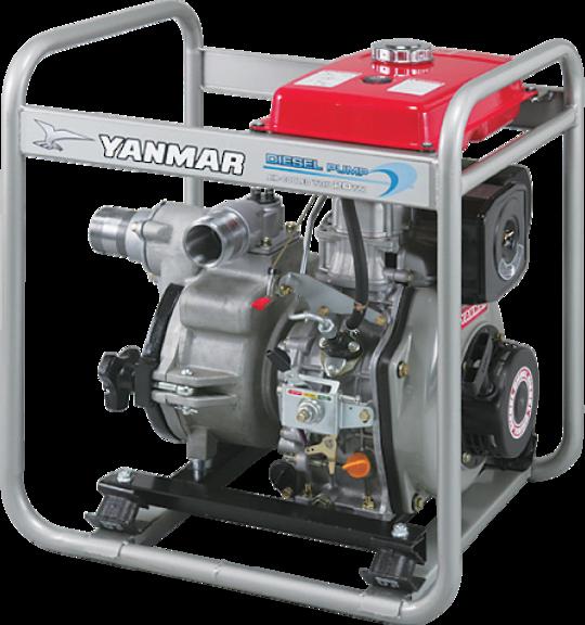 "Yanmar 2"" Trash Pump Electric Start"