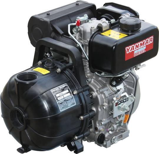"""2"""" Yanmar Diesel Transfer Pump"""
