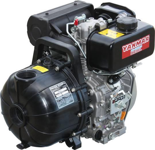 """3"""" Yanmar Diesel Transfer pump"""