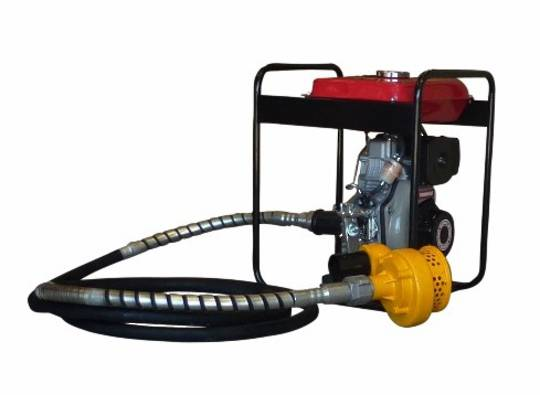 "Yanmar 2"" Powered Flexi-Drive Pump"