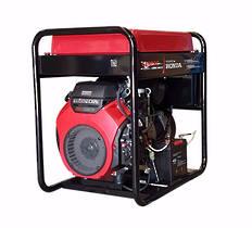 Genpac 14000E3 12kW Honda Powered Generator 3 Phase