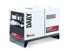 Genmac Kohler Powered Daily RG9000KS Generator 10.9kVA Silenced 230v
