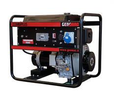 Genmac Yanmar Powered RG5000YEO Generator 6.1kVA 230v