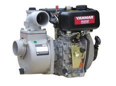 "3"" Yanmar Powered Semi Trash Pump Electric Start - No Frame"