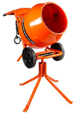 Belle Minimix Concrete Mixer Electric