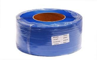 Poly Strapping RLB 12x3000m Blue Machine