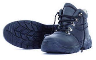 Bison01 Duty Lace Up Black Sizes 5-12