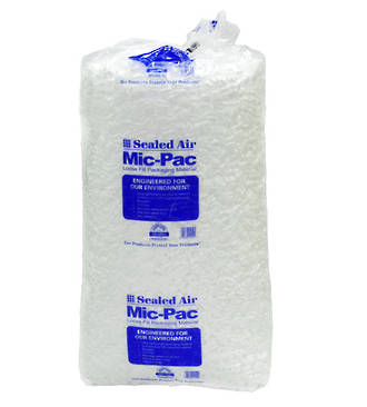 Foam Chips Mic Pac Bag