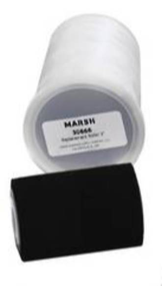 Marsh RFR250 76mm Replacement Roller