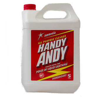 Cleaner Handy Andy 5 Litres