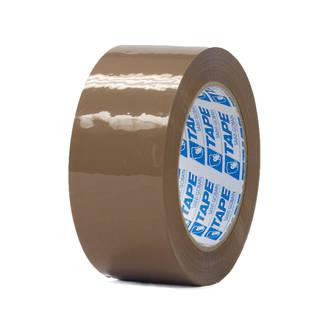 Polypropylene Tape Premium 632 48x100m Brown Ctn of 36