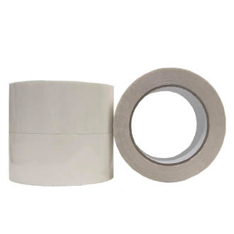 Polypropylene Tape RLB 48x100m White Ctn of 36