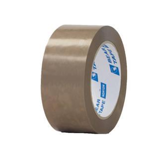 Vinyl Tape Bear 503 48x55m Tan Heavy Duty Ctn of 18