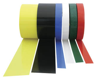 Vinyl Tape RLB Black 48x66m Ctn of 36