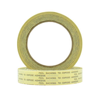 Double Sided Tape 6x33m Vinyl General Purpose Ctn of 132