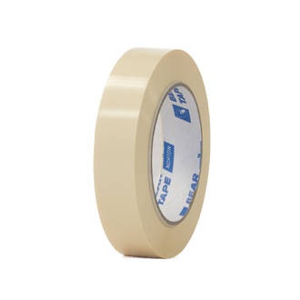 Strapping Tape Bear 598 24x50m White Ctn of 36