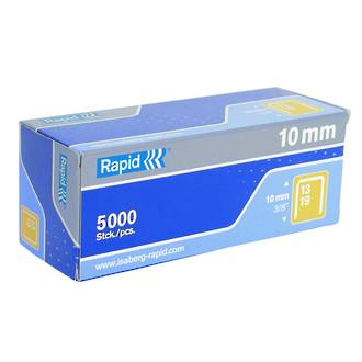 Staples Rapid 13/10 Pkt of 5000