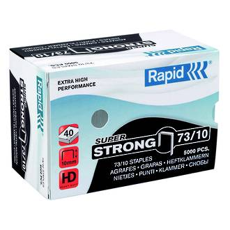 Staples Rapid 73/10 Pkt of 5000
