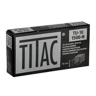 Staples Rapid TU10 Plastic 10mm Pkt of 1500
