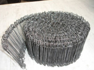 Wireties 110x1.6mm Black Bundle of 2000