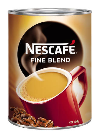 Coffee Nescafe Fine Blend 500g