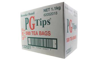 Teabags PG Tips 500's