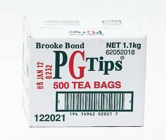 Teabags PG Tips 500's