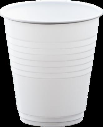 Plastic Cup (Hot) 195ml Ctn of 1000