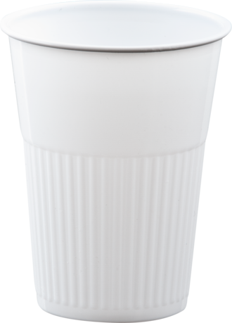 Plastic Cup (Hot) 210ml Ctn of 1000