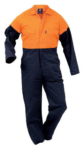 I-DOPCO Day Only Safety Overall Sizes 5-13
