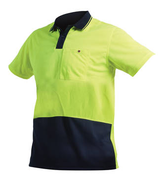 PDBPO Polo Safety Shirt Day Only S-5XL