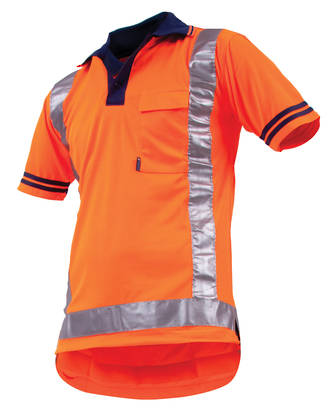 V14 Polo Safety Shirt TTMC S-8XL