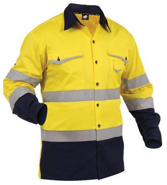 SNBCO Safety Shirt Day Night S-4XL