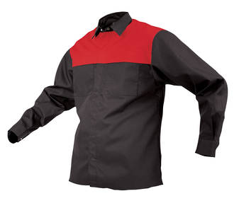 LCO108 Safety Shirt Long Sleeve S-4XL