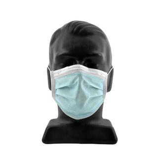 Mask Medical Ear Loop Blue 50pcs/Pkt 40