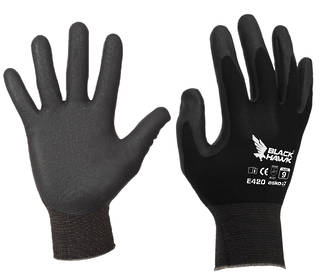E420 Black Hawk Nitrile S-2XL