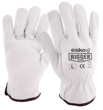 E280 Leather Premium Rigger S-4XL