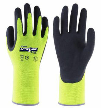 AGL Activgrip Lite Latex Size S-2XL