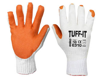 E310 Tuff-It Prevent Latex Red Lge