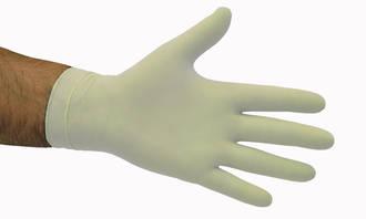 Gove disposable Latex Low Powder M-L